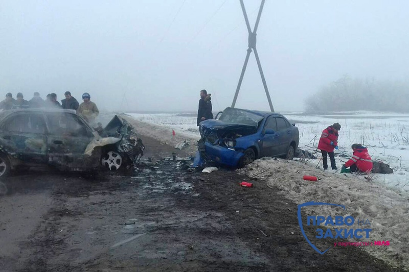 Five people died in road accident near Marinka checkpoint — OstroV